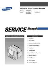 Buy Samsung CXJ0932AX Service Manual by download Mauritron #230756