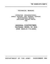 Buy TEKTRONIX DC 503A by download #109686