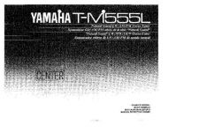 Buy Yamaha T-85 Operating Guide by download Mauritron #250045