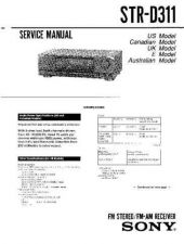 Buy Sony STR-D565-D665 Service Manual. by download Mauritron #245032
