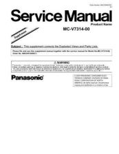 Buy Panasonic MD0501013C1_L_SA-PM21PC Service Manual by download Mauritron #267726