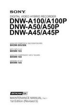 Buy Sony DSC-P30-P50 Service Manual by download Mauritron #244191