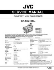 Buy JVC 86769 Service Manual by download Mauritron #273146