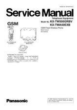 Buy Panasonic -LS91GCS Service Manual by download Mauritron #267533