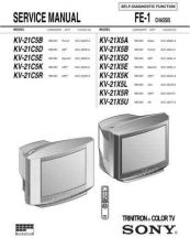 Buy SONY F-mechanism Technical by download #104936