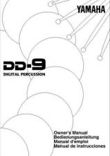 Buy Yamaha DD9E Operating Guide by download Mauritron #247382