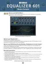 Buy Yamaha EQ-630 Operating Guide by download Mauritron #247892