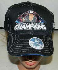 Buy new tags error rare San Francisco Giants mlb baseball 2002 world champions hat
