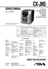Buy Sony CX-JN5 Manual-1663 by download Mauritron #228451