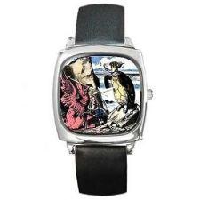 Buy Alice In Wonderland Mock Turtle Gryphon Art Wrist Watch