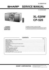 Buy Sharp XL3000V Service Manual by download Mauritron #231596