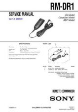 Buy Sony rm-dps7 Technical Manual. by download Mauritron #243641
