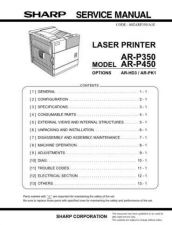 Buy Sharp AR-DU3_DU4_TE3-SM Manual by download Mauritron #212004