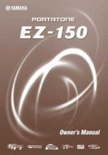 Buy Yamaha EZ150E Operating Guide by download Mauritron #247908