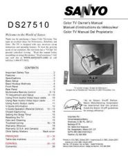 Buy Fisher DS27510(OM) excluded French Service Manual by download Mauritron #215499