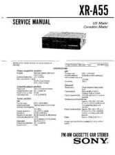 Buy Sony XR-7301 Service Manual. by download Mauritron #246156