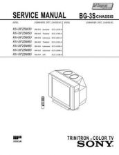 Buy Sony KV-ES34M61 -chassis-AG3 Technical Manual. by download Mauritron #242334