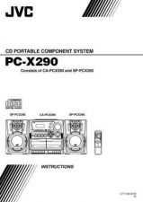 Buy JVC PC-X290[2] Service Manual. On by download Mauritron #272098