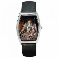 Buy Queen Elisabeth Elizabeth I 1590s Gheeraerts Art Portrait Wrist Watch
