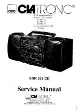 Buy CLATRONIC SRR366 by download #107828