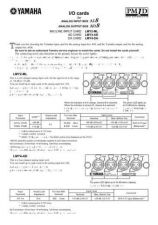 Buy Yamaha LMY2ML E Operating Guide by download Mauritron #248376