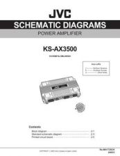 Buy JVC KS-AX3500J sch Service Manual Schematic Circuit. by download Mauritron #271660