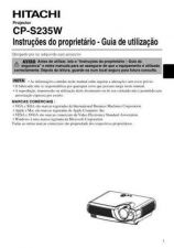 Buy Hitachi CP2122R SV Manual by download Mauritron #224584