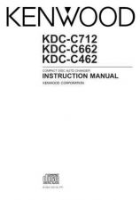 Buy Kenwood KDC-C717 Operating Guide by download Mauritron #221913