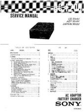 Buy Sony AN-100A Technical Information by download Mauritron #235400