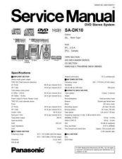 Buy Panasonic sa-ht900ppcs_draft Service Manual by download Mauritron #268707