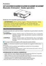 Buy Hitachi CP-S860E EN Manual by download Mauritron #224691