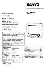 Buy Sony C1714TCK Service Manual by download Mauritron #236924