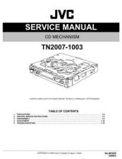 Buy JVC TN2007-1003 Service Manual. On by download Mauritron #272682