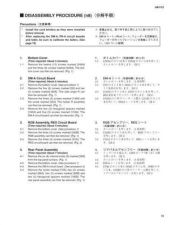 Buy JVC MY8-MLAN-EN Service Manual by download Mauritron #252426