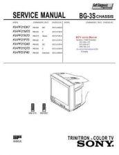 Buy SONY KVPF21DK7 KVPF21M70 KVPF21N70 KVPF21P70 KVPF21Q40 KVPF2 Technical Info by