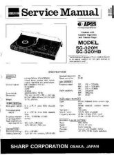 Buy Sharp SG350H-HB (1) Service Manual by download Mauritron #210600