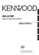 Buy Kenwood hm-537mp Operating Guide by download Mauritron #221274