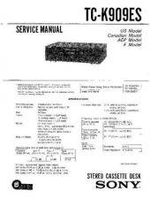 Buy Sony TC-K561S-KA1ES Service Manual. by download Mauritron #245387
