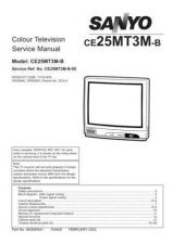 Buy Fisher CE25MT3M-B-00 SM Service Manual by download Mauritron #214520