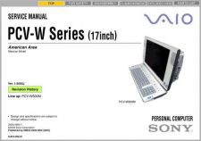 Buy Sony PCV-V Series Service Manual. by download Mauritron #243484