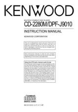 Buy Kenwood DP-R7090 Operating Guide by download Mauritron #221087