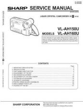 Buy Sharp VLAX1181 Service Manual by download Mauritron #210735