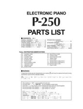 Buy Yamaha P1600-P3200-P4500 Parts1 C Manual by download Mauritron #258414