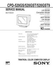 Buy SONY 400PS Service Schematics Service Information by download #113523