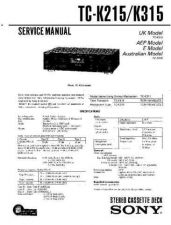 Buy Sony TC-FX520R Service Manual. by download Mauritron #245361