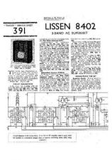 Buy LISSEN 8402 SERVICE IN by download #106227