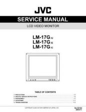 Buy JVC LM-17G-E Service Manual Schematic Circuit. by download Mauritron #271813