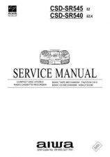 Buy AIWA 09-993-327-7N1 Service Informat by download #107515