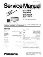 Buy Panasonic MD0803025CE Service Manual by download Mauritron #267889