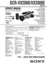 Buy Sony DHC-FL7D Technical Information by download Mauritron #235553